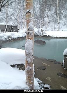 中倉山登山の帰りに寄った。貸切状態なのでユックリ出来ました。温泉最高!by  kazuo 480x665(116KB)