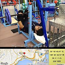 トレーニングやってます。by ゲストさん 1024x1024(321KB)
