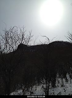 二度峠から登った。アップダウンがきつかった。by  kazuo 466x640(101KB)