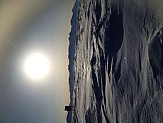 車山高原行って来ました。朝日が綺麗でしたが、気温マイナス18度で寒かったよ。天気良く昼間は気温プラス10度って差があり過ぎだよ。by  kazuo 640x480(103KB)