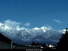 昨日、雪が降り今日は綺麗です。by ゲストさん 640x480(72KB)