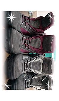 mizunoの登山靴がボロボロになってしまって、新しく買い換えました。シリオ SRO-411GTX と SRO-PF421GTXばんびろの足形にはもってこいです。ちなみに、無雪期ようです。by ゲストさん 600x1024(400KB)