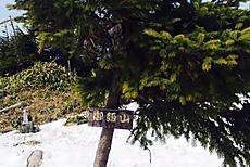 天気良く快晴、残雪有りby ゲストさん 640x428(133KB)