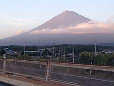 御嶽山噴火、富士山は無事です。by ゲストさん 640x480(91KB)