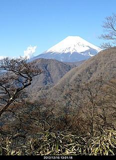 今日は久しぶりに暖かく登山日和だった。by  kazuo 466x640(151KB)