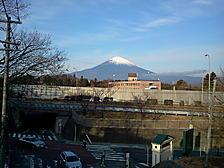 アケオメ御殿場アウトレットからの富士山です。by ゲストさん 1600x1200(717KB)