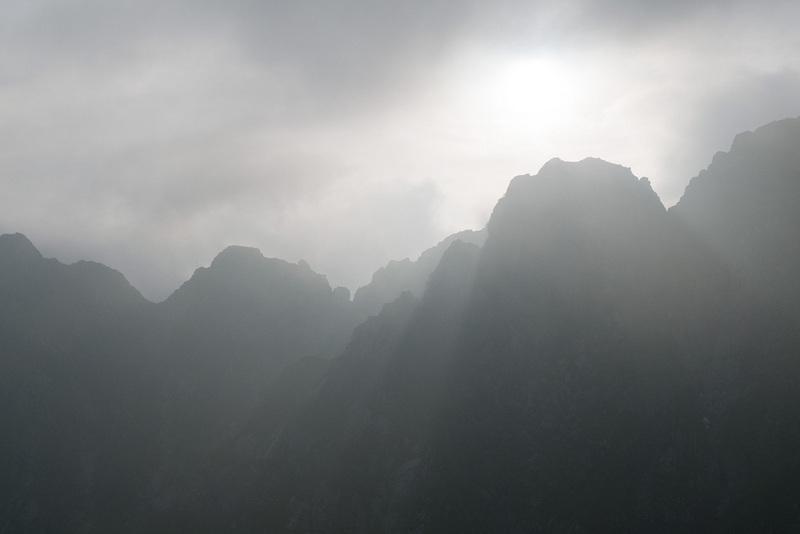 剣岳早月尾根
