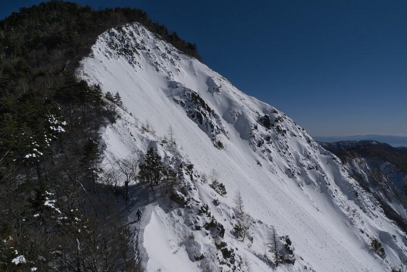 静岡・安倍奥の山