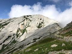 白馬鑓ガ岳(北アルプス)