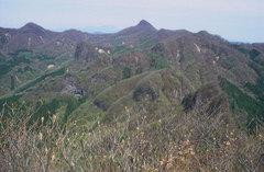 西上州・立岩1265m