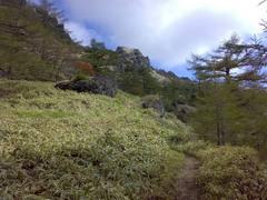2010浅間山